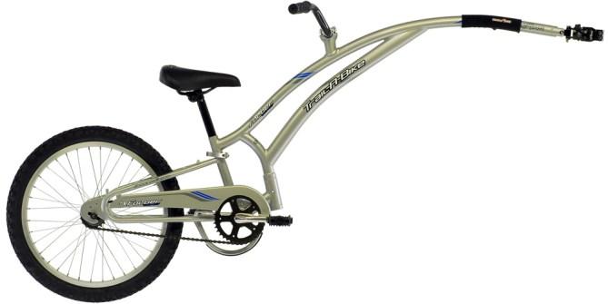 Bright Electric Bikes - kids tagalong