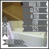 How to Glaze a Tub