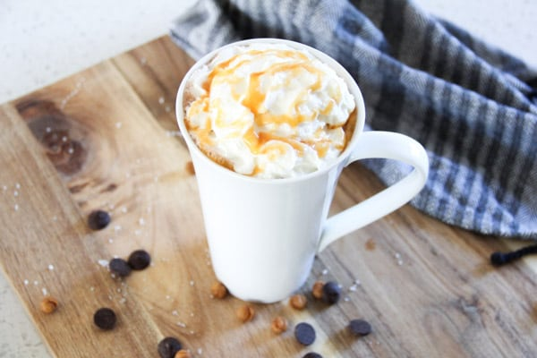 How Much Is The Salted Caramel Hot Chocolate At Starbucks