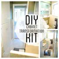DIY Cabinet Transformations Kit