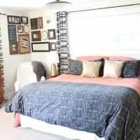 My Mid Century Master Bedroom
