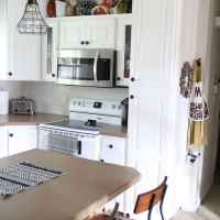 How to Build Open Shelving Above Cabinets for a Custom Kitchen