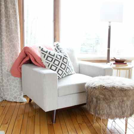 Where to find Upholstered Modern Chairs