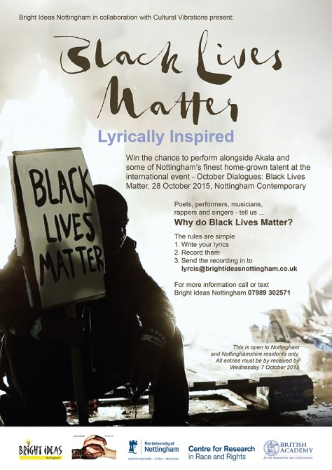 Black Lives Matter - Lyrically Inspired