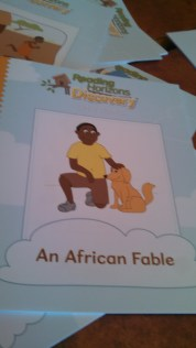 African Fable cover