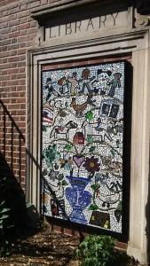 Barton mosaic