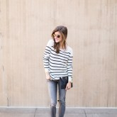 Slip Ons and Stripes