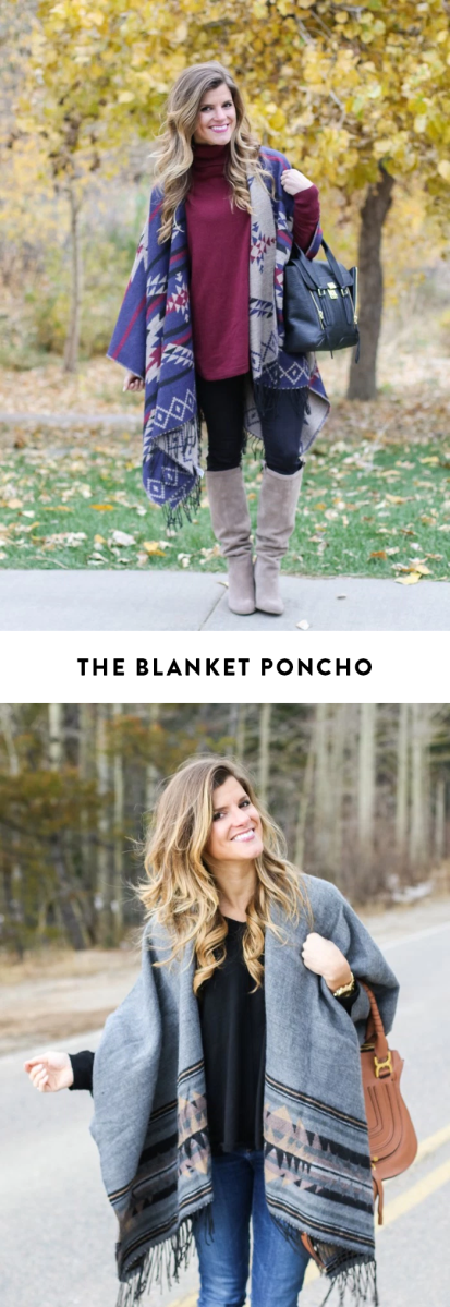 The Blanket Poncho