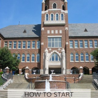 How to start saving for college