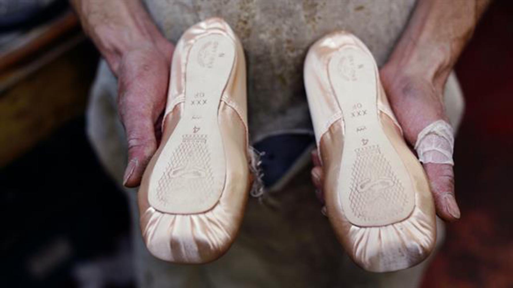 Ballet Shoes: The Craft Before the Dance