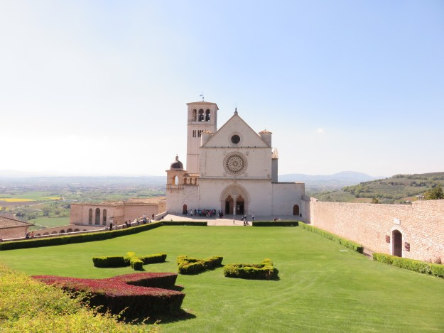 Basilica of Saint Francis, Assisi