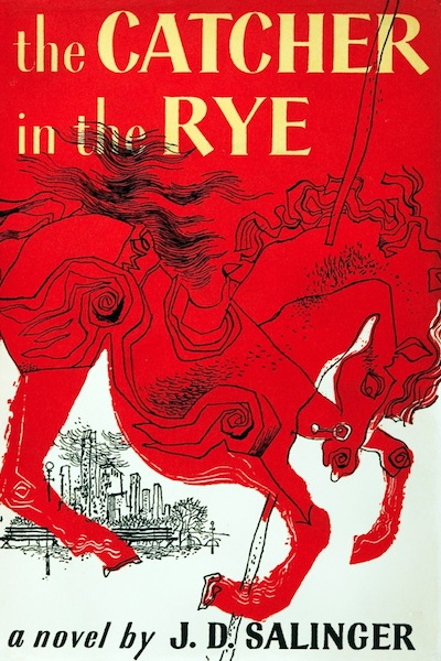 The Catcher in the Rye (1951), by J. D. Salinger.