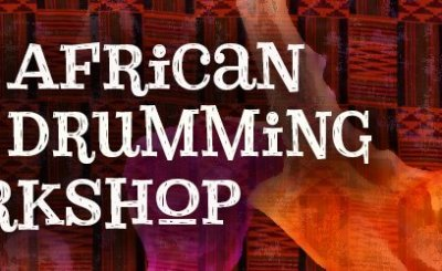 West African Dance and Drumming workshop