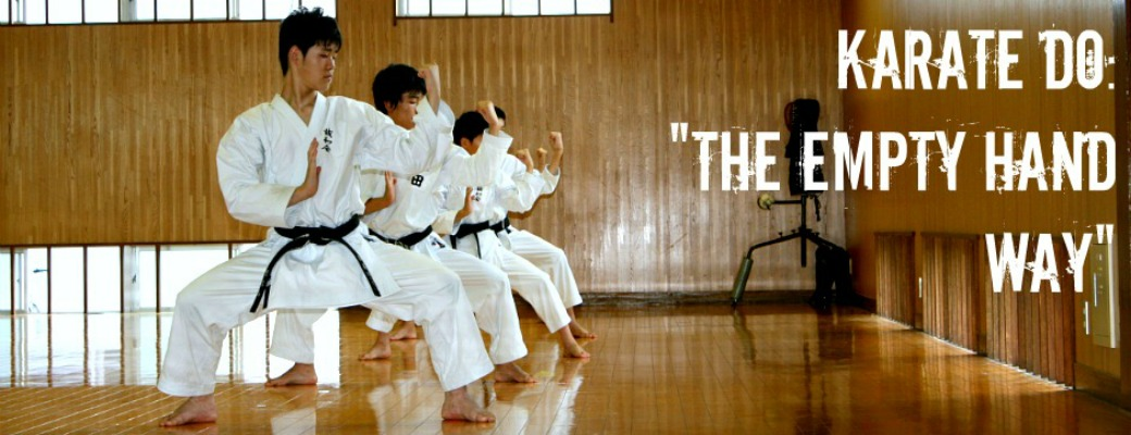 What is Karate? The History of Karate