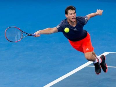 Thiem withstands Duckworth challenge - Brisbane International Tennis - 5 January 2016 - News ...