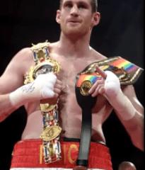 david price boxer of the week