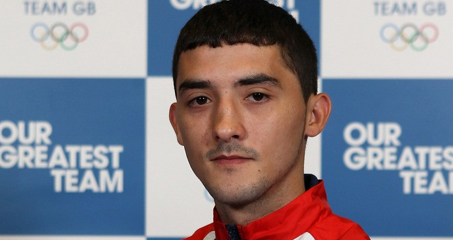 Andrew Selby boxing