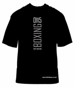0115 BOXING NOTTINGHAM BLK