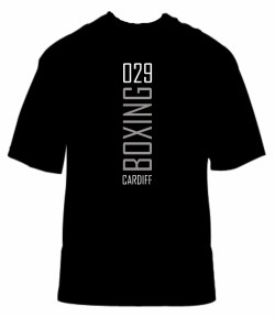 029 BOXING CARDIFF BLK