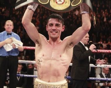 Anthony Crolla - WBA world lightweight champion