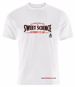 sweet science boxing club
