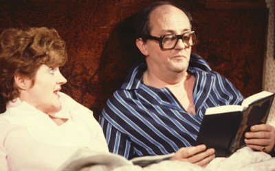 was this ITV's answer to Terry and June? Frersh Fields starred Julia McKenzie and Anton Rogers