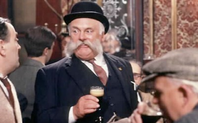 jimmy edwards in the glums tv series