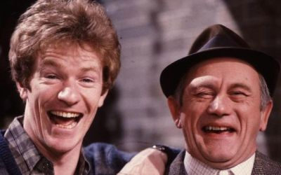 Jim Davidson and john bardon
