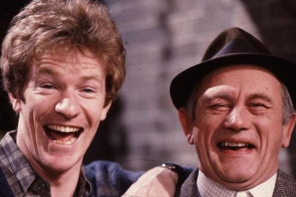 Jim Davidson and john bardon