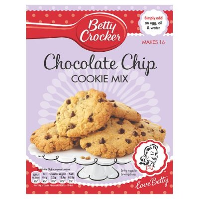 Betty Crocker Chocolate Chip Cookie Mix
