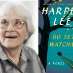 """This May 19, 2010 photo provided by Penny Weaver shows Nelle Harper Lee, author of """"To Kill A Mockingbird,"""" in her assisted living room in Montoeville, Ala. Amid concerns that Harper Lee was not involved in the decision to publish a second novel, HarperCollins issued a statement in which she says she is """"happy as hell"""" about the response to her upcoming book, """"Go Set a Watchman."""" Lee stunned the world this week by agreeing to the release a second book since her 1960 classic.  (AP Photo/Penny Weaver)"""