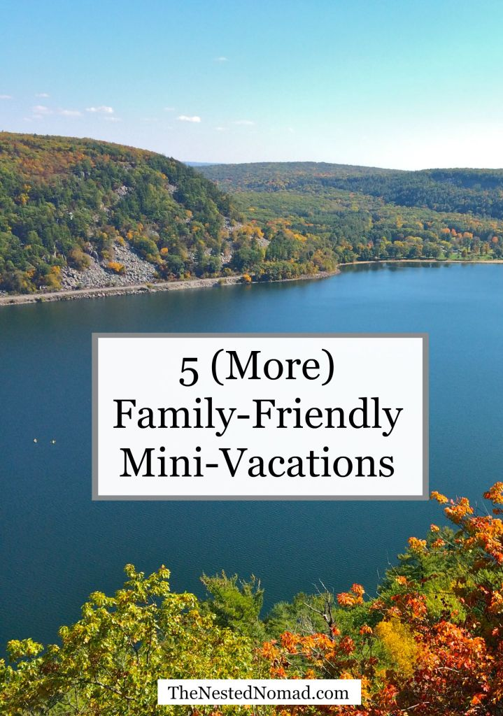 Looking for a great place to get away on a budget? Consider these 5 mini-vacation destinations.