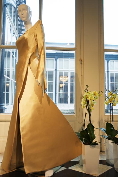 Haute Couture Vanilla Orchid by Britta von Basedow