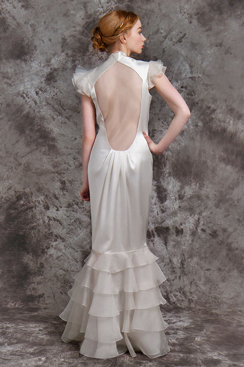 Fro Frou Dress