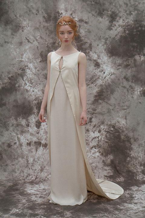 Cross Pearl Dress