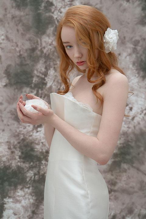 Secret rose garden dress