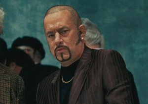 George Michael on the set of the 'Jesus To A Child' video (*checks earpiece*) Sorry, Tom Hanks in Cloud Atlas