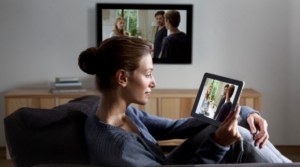 Live TV streaming to tablets