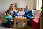 French homes have average of 6.4 screens