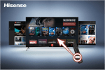 Wuaki.tv button comes to Hisense smart TVs