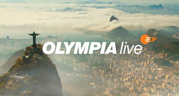 ZDF Olympia 2016 (ZDF Corporate Design)
