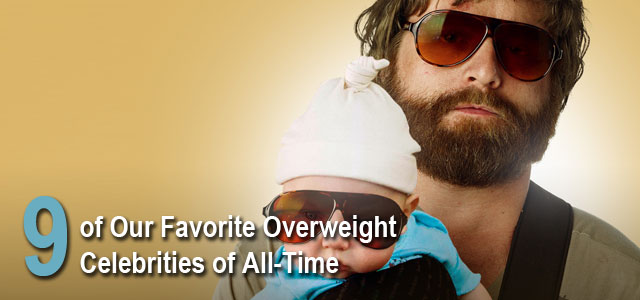 Favorite Overweight Celebrities