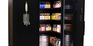 Keg Works' Brew Cave is the best walk-in beer cooler ever