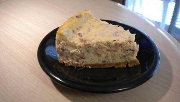 instructables bacon cheesecake
