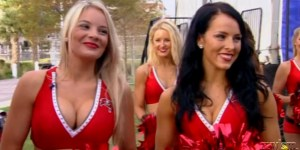 Republican National Convention features Tampa Bay Bucs cheerleaders
