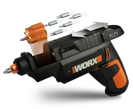 worx semi automatic screw driver