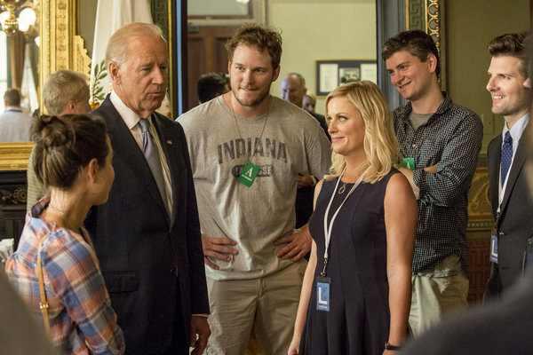 Joe Biden Parks & Rec