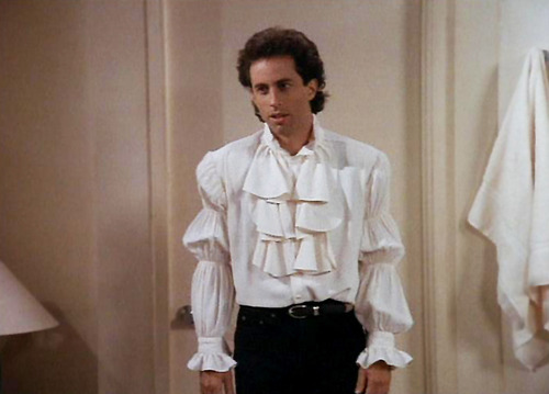 Seinfield puffy shirt