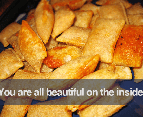 you are all beautiful on the inside