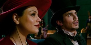 'Oz The Great And Powerful' trailer has brains